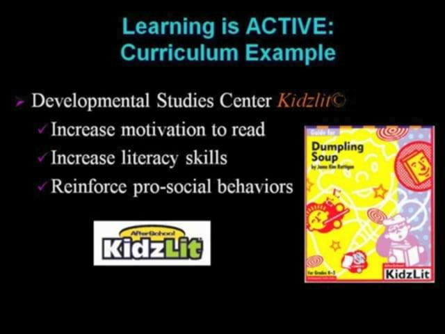 Learning in Afterschool & Summer: Putting the Five Learning Principles into Action