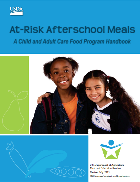 Image of USDA At- Risk Afterschool Meals