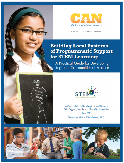 Image of Building Local Systems of Programmatic Support for STEM Learning