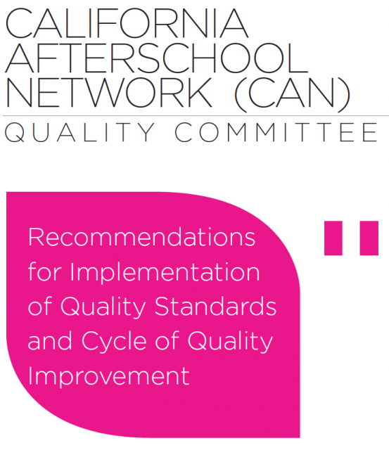 Image of Quality Committee Releases Work Group 3 Recommendations to Support Statewide Continuous Quality Improvement