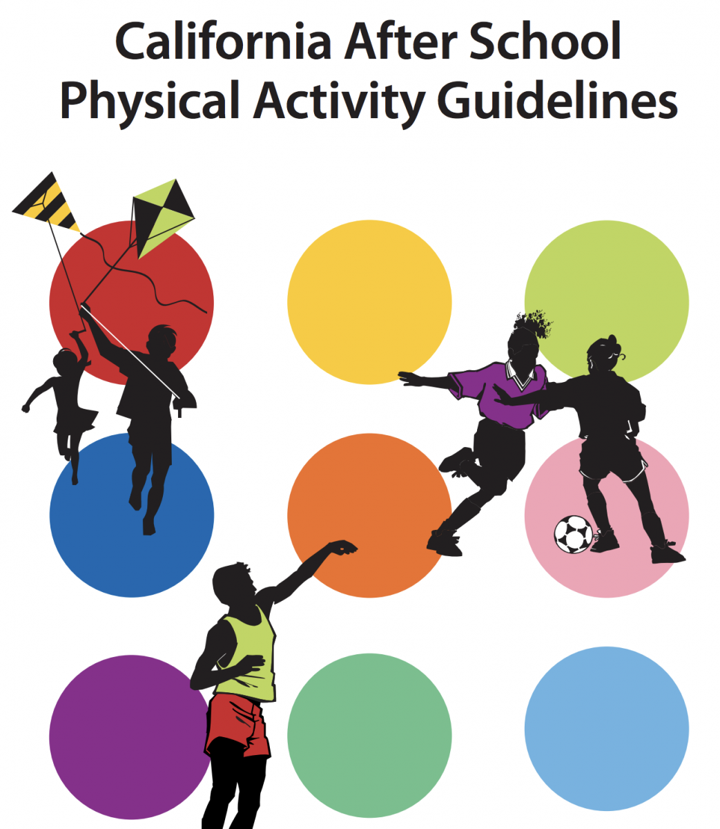 California After School Physical Activity Guidelines Afterschool