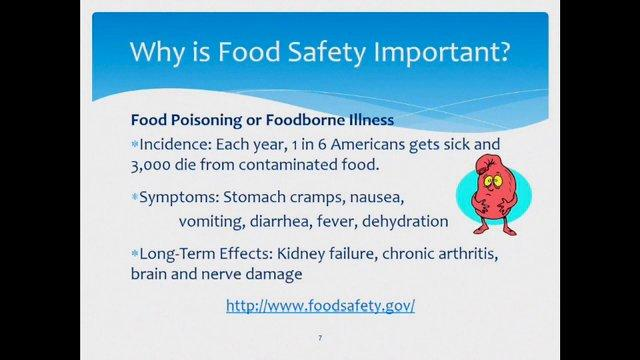 Food Safety Nuts and Bolts