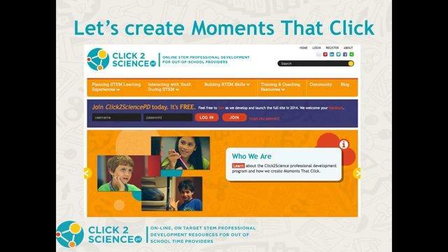 Click2Science