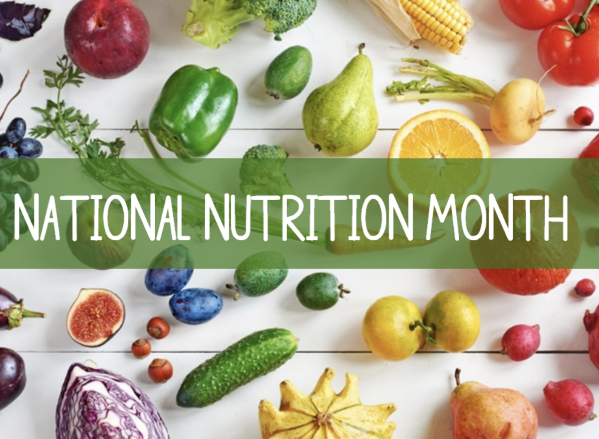 Nupa Newsletter March Is National Nutrition Month Afterschool Network