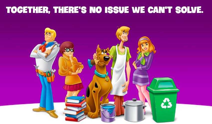 Points of Light Scooby-Doo DOO GOOD Grants - AfterSchool Network