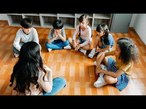 Bite-Size Video #5: Supporting Language Development through Speaking Practice