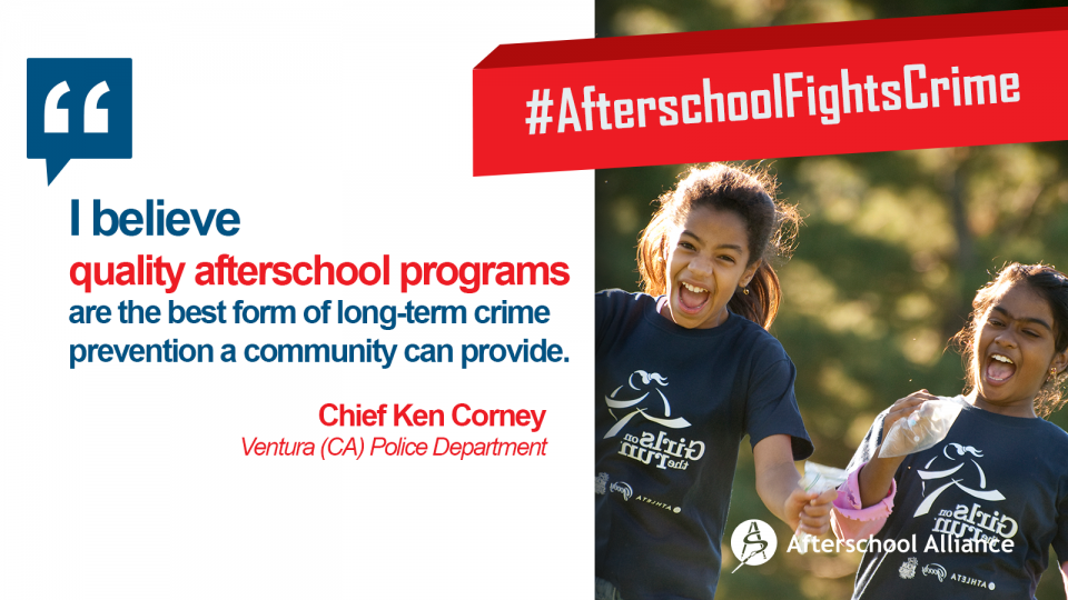 Afterschool Fights Crime