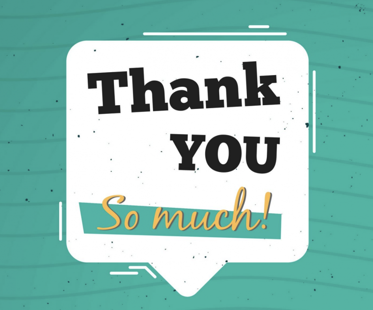 Thank you for your support of the annual Site Coordinator ...