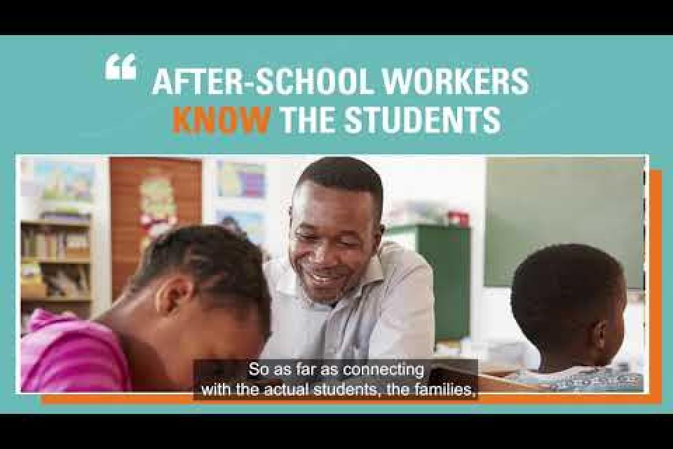 Check out Ed Trust's – A Natural Fit: Supporting After-School Staff of Color in Teacher Pipelines