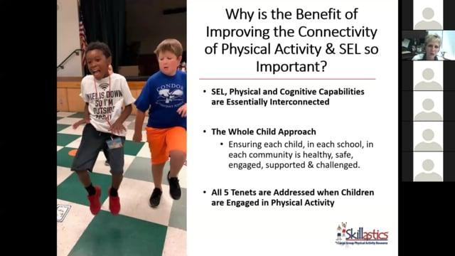Webinar – Enhancing SEL through Physical Activity