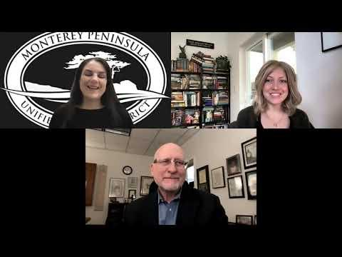 View our Fireside Chat #26 Interview with Monterey Peninsula Unified School District (3/11/21)