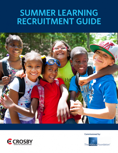 Summer Learning Guide cover