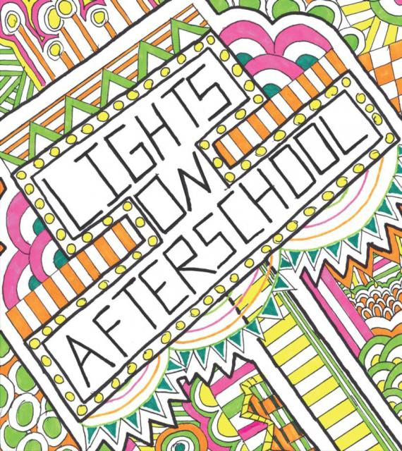 Lights on Afterschool Poster 2014