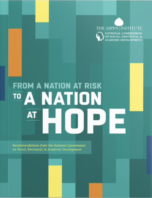 A Nation of Hope publication cover