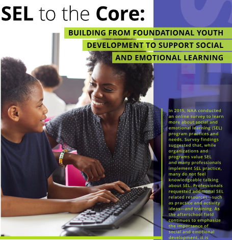How To Implement Social And Emotional >> Social Emotional Learning Afterschool Network