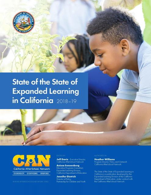 Cover of the State of the State Publication