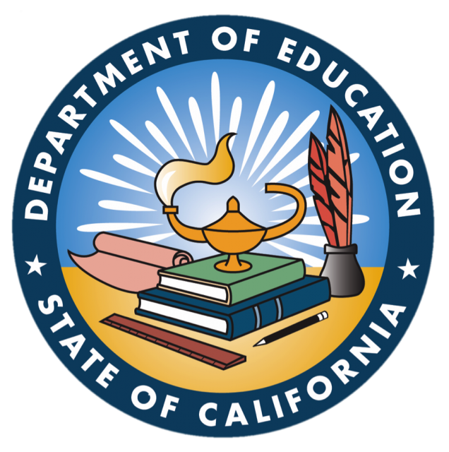 Logo: California Department of Education's Expanded Learning Division